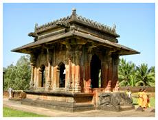 Ikkeri_temple karnataka