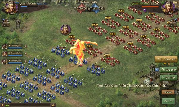 Lộ diện ảnh Việt hóa của Công Thành Xưng Đế 7