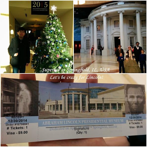 林肯博物館學生票票價九元,請記得攜帶學生證。