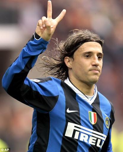 Hernan Crespo - 10 Transfer Termahal Pemain Sepakbola Sepanjang Masa