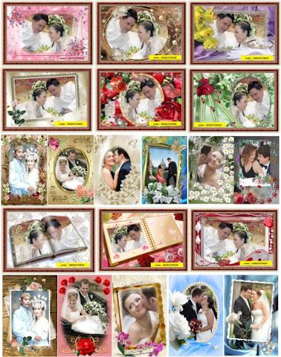 ... edit foto pernikahan online edit foto pengantin bingkai undangan