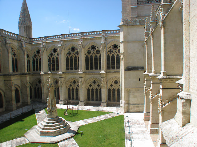 Courtyard of La Catedral de Burgos