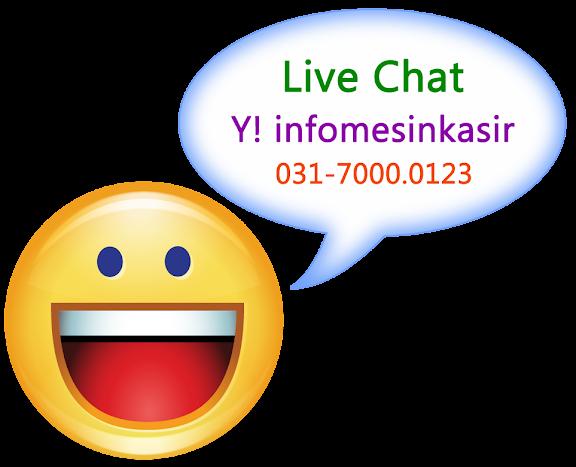 Info Program Kasir