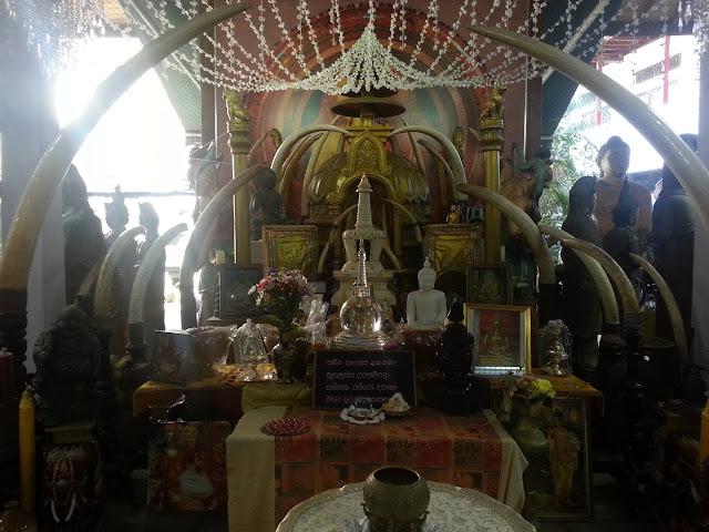 Gangaramaya -Temple