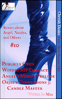 Cherish Desire: Very Dirty Stories #10, Max, erotica
