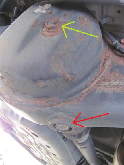 toyota rav4 front differential oil change
