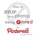 Preventing Pinning on Pinterest