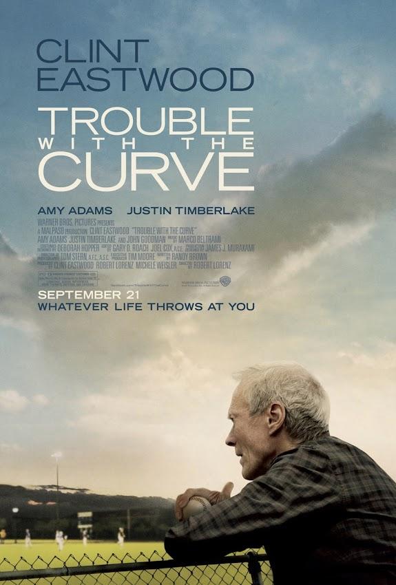 ตัวอย่างหนังใหม่ : Trouble With The Curve (หักโค้งชีวิต สะกิดรัก) ซับไทย  poster