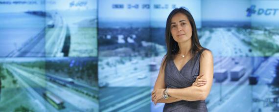 María Seguí, directora general de Tráfico. / ULY MARTÍN