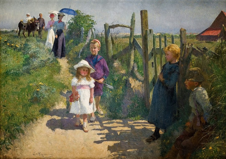 Evariste Carpentier - Summer Holiday