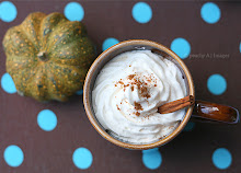 Thumbnail image for Pumpkin Pie Spiced Latté
