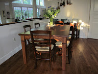 70 x 42 Harvest Dining Table in Autumn Oak