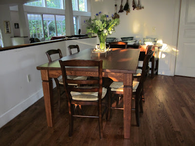 Rhode Island Custom Dining Table