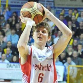 Jakub Kudlacek in prestito alla Pallacanestro Cantù