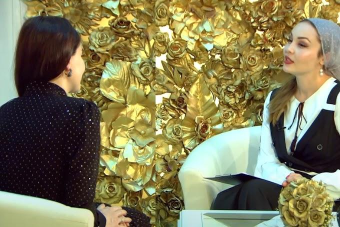 """Интервью Донны Калиматовой программе """"Лица"""" ГТРК """"Россия 1"""""""