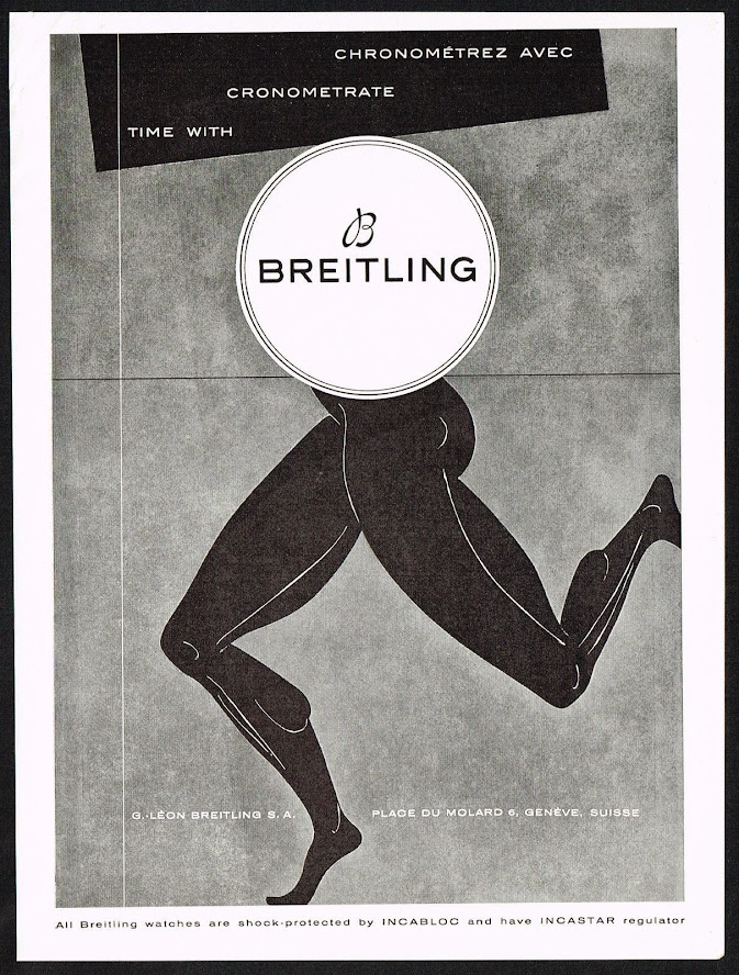 Breitling 809 Cosmonaute Scott Carpenter Breitling_running_man