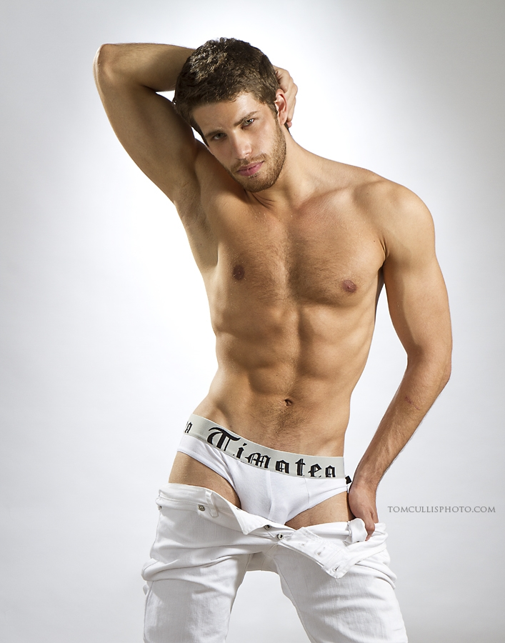 New Model at Timoteo