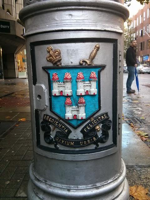 Dublin crest