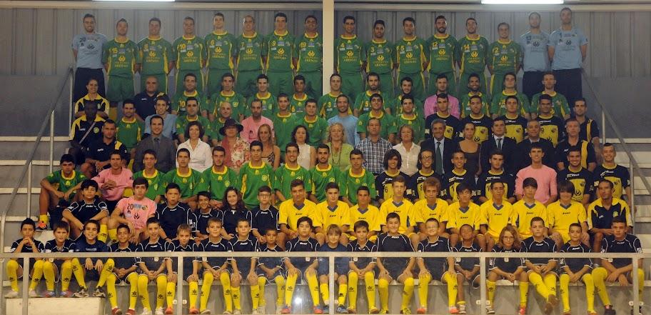 Colegios Arenas de Gáldar Fútbol Sala