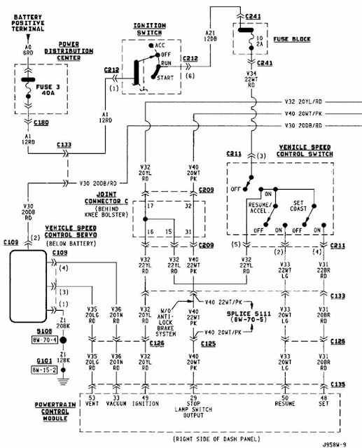 cruse control wiring diagram 07 dodge caravan radio wiring diagram 07 dodge ram installing cruise project - dodgeforum.com