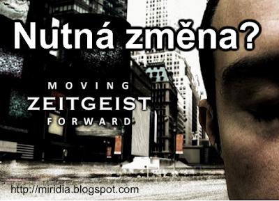 Online film: Zeitgeist - Moving forward / Duch doby 3: Posun vpřed (CZ/SK t