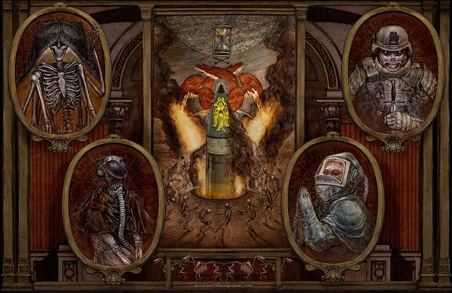 The Four Horsemen: Apocalyptic Nations | Darkstorm