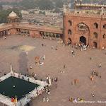 Jama Masjid, grande mosquée de Delhi