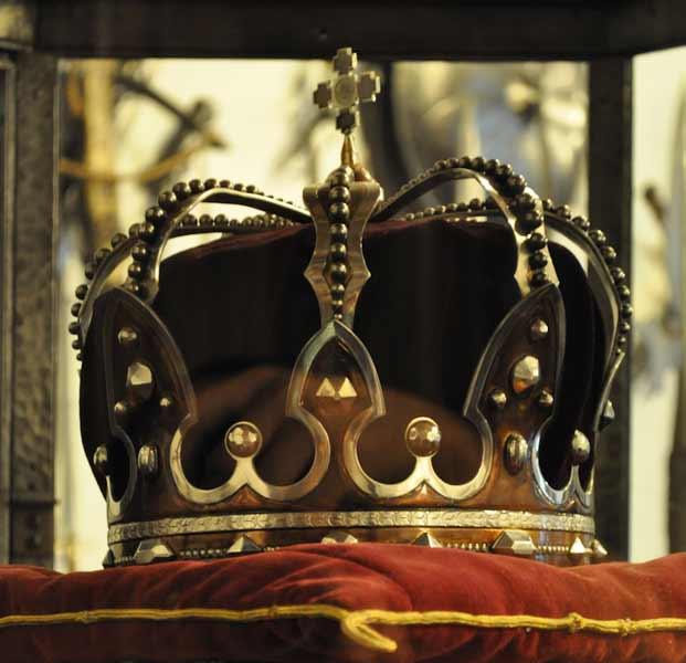 Coroana de otel a regilor României