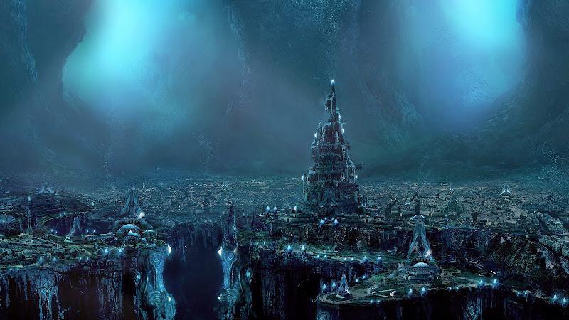 As profundezas da Cidade 40894-40-best-3d-fantasy-places-hd-wallpapers-1920x1080