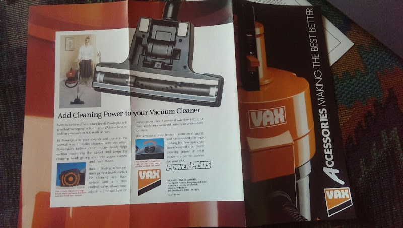 vax 121 boxed used 3 times rh vacuumland org vax 121 owner's manual vax carpet cleaner 121 manual