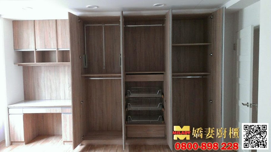 系統家具安裝案例
