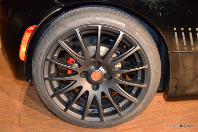 us500abarth.com - 17 inch Fiat 500 Abarth wheels