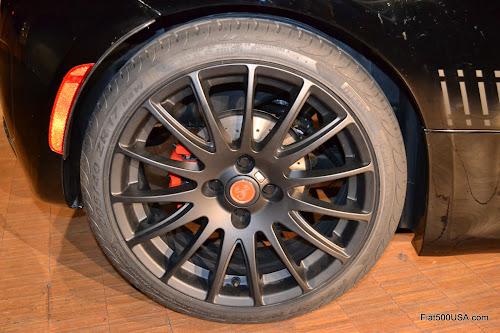 us500abarth.com - 17 inch Fiat 500 Abarth wheels