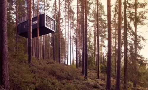 Treehotel, Harads, Suécia