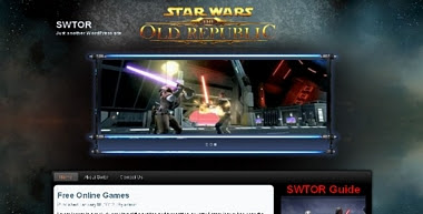 Swtor Wordpress Theme