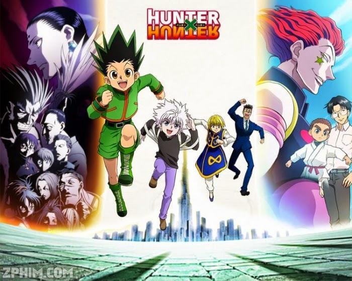 Ảnh trong phim Thợ Săn - Hunter x Hunter 1