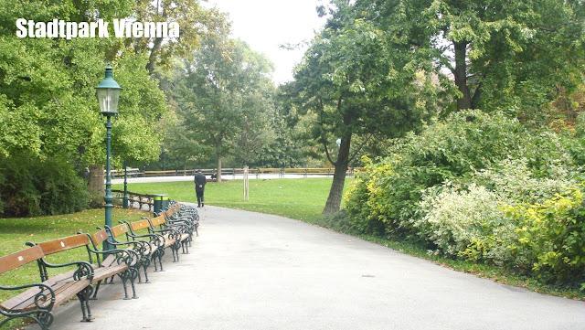 Stadtpark, Viena, Austria, Elisa N, Blog de Viajes, Lifestyle, Travel