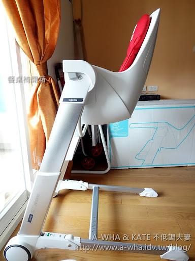 【嬰兒餐桌椅】英吉利那Inglesina Zuma餐椅開箱~開始吃副食品吧!