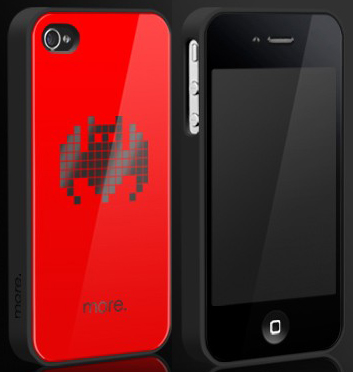 more-thing cubic cool iPhone 4S case