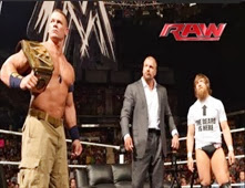 WWE Monday Night Raw 2013/08/12