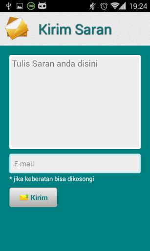 Kirim Saran
