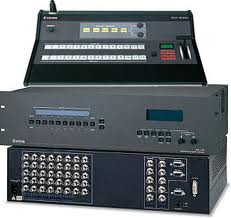 kramer video switcher