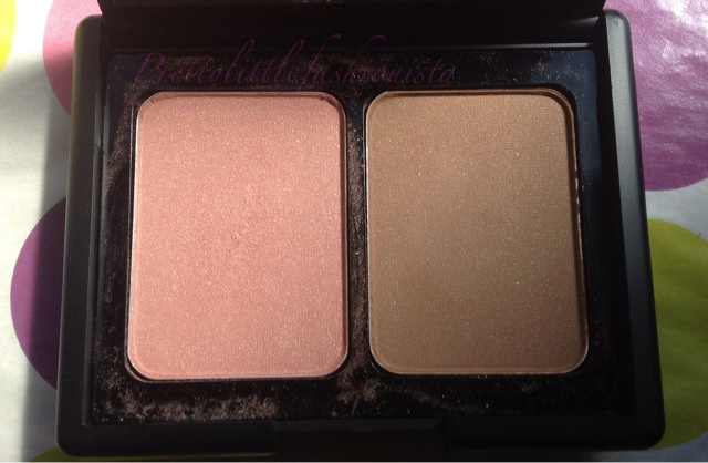 ELF Contouring Blush and Bronzer St Lucia