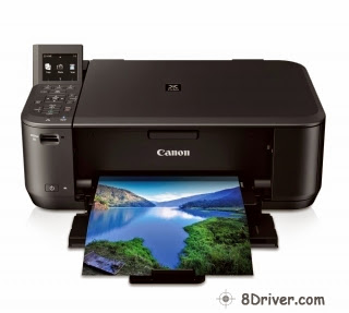 download Canon PIXMA MG4220 printer's driver