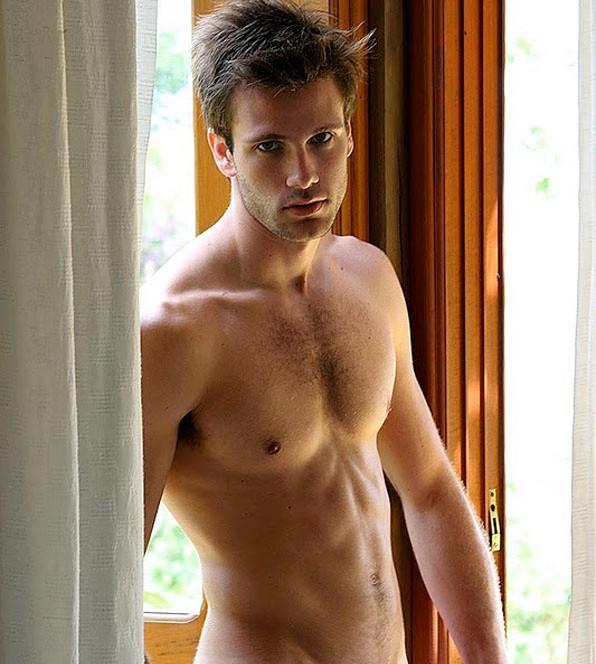 Чешский парень модель голый фото