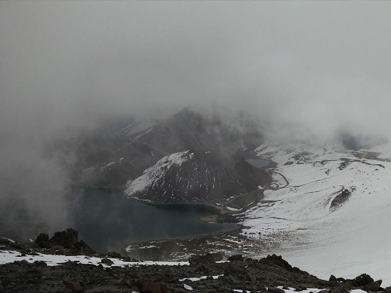 Nevado de Toluca • Caldera