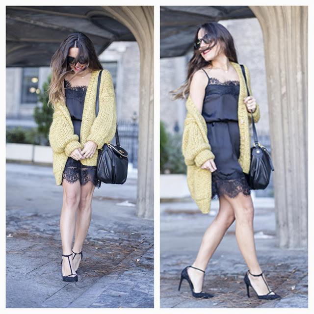Little La De Lencero Trampas Vestido British El Moda My g0dw5wq