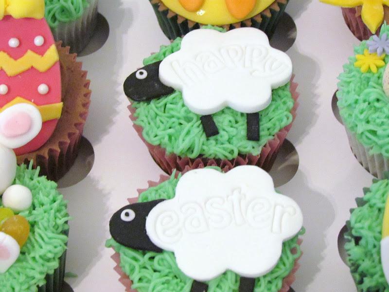 Cake Decorating Course Swansea : Cupcake Creations Online Bridgend Cupcakes Easter ...