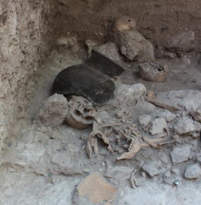 Ancient Americans dismembered their enemies