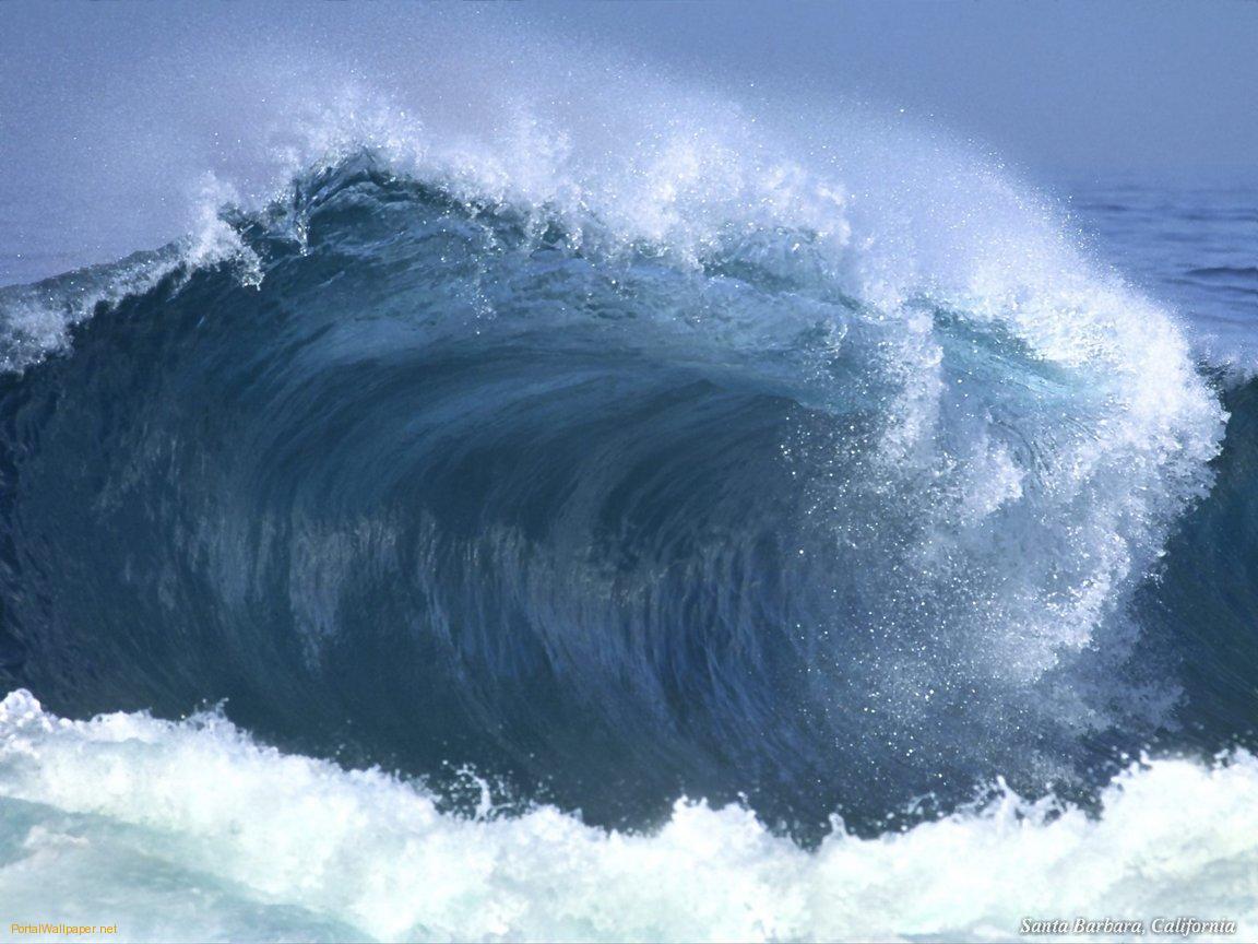 Movimientos del mar Olas